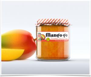 Mermelada Casera Mango